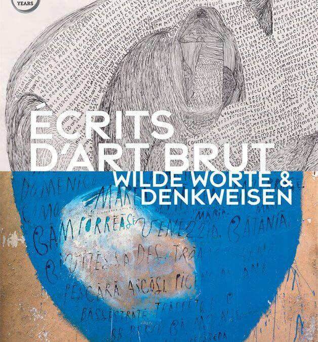 ECRIT D'ART BRUT